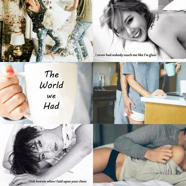 G-Dragon x Hyuna - The World we Had