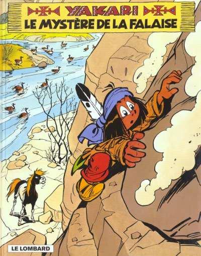 Yakari et le mystère de la falaise - Derib&Job