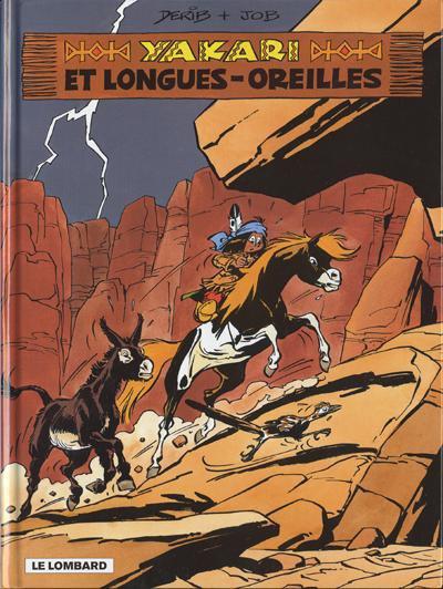 Yakari et Longues-Oreilles - Derib&Job