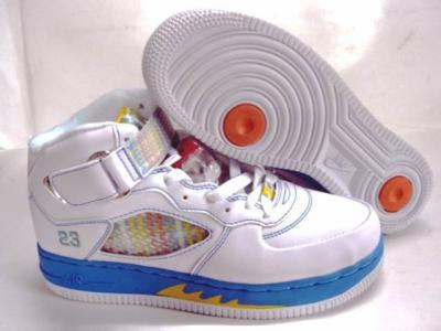 Wholesale air jrodan 3451223 force 1 fusion shoe s