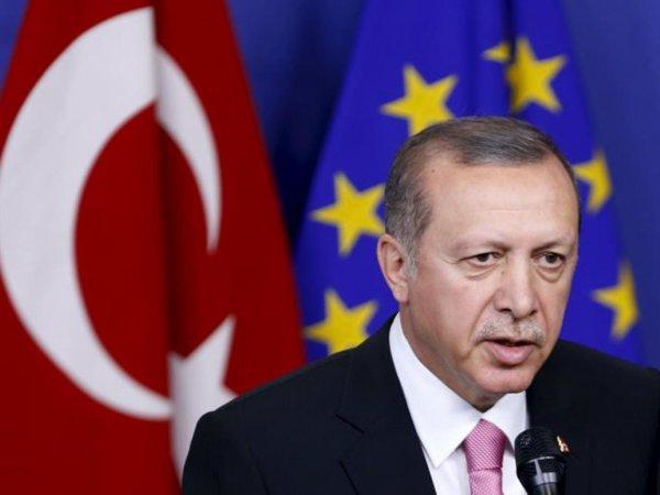 L'Union européenne fait soumission à la Turquie !
