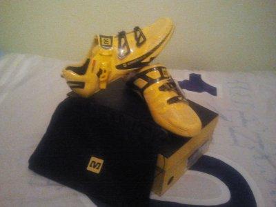 New Shoes :P enfin reçue :D