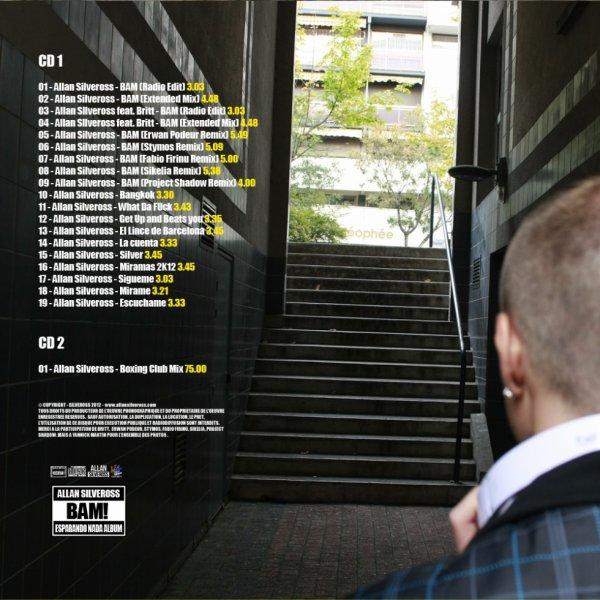 BAM! ESPARANDO NADA ALBUM (TRACKLIST)