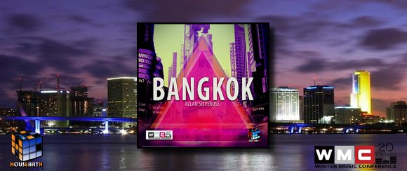 BANGKOK JOUE AU WINTER MUSIC CONFERENCE MIAMI 2013