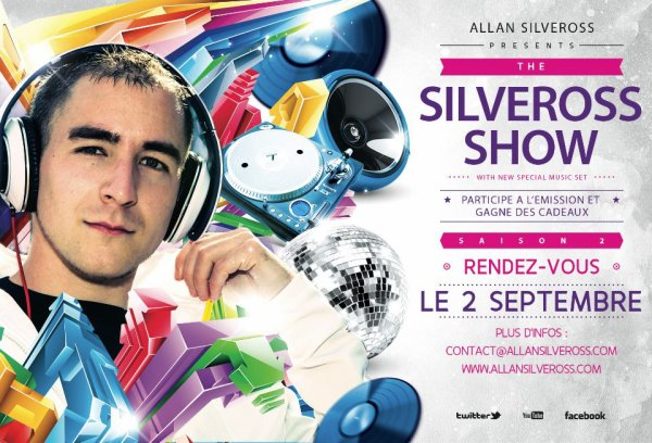 THE SILVEROSS SHOW - SAISON 2