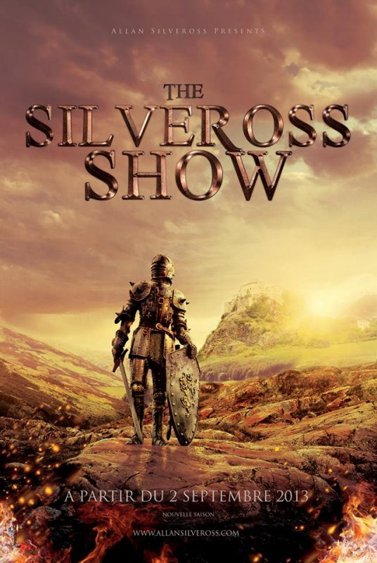 The Silveross Show Saison 2, le show continue
