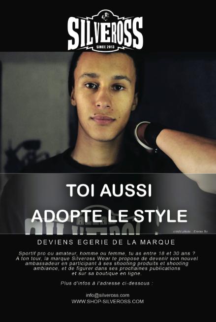 Adopte le style et devient ambassadeur de la marque