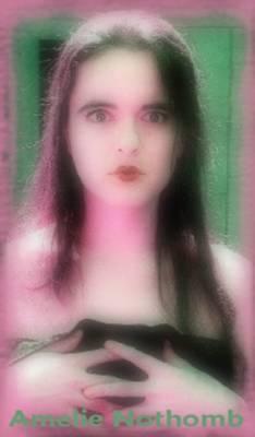 x. Amélie Nothomb .x « Ainsi, sa volonté fût faite, et non la mienne. »