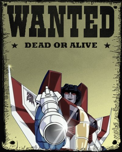 Crossover Western/Transformers