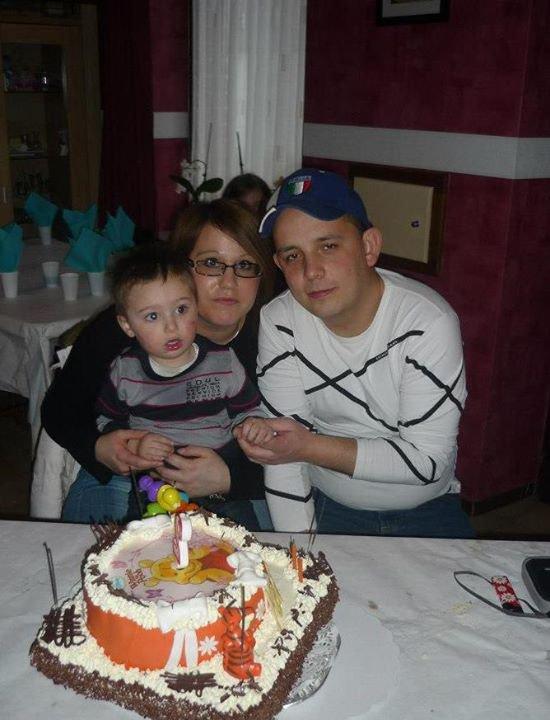 mon filleul , moi & mon mari