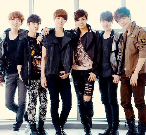 Le Groupe que j'aime <3
