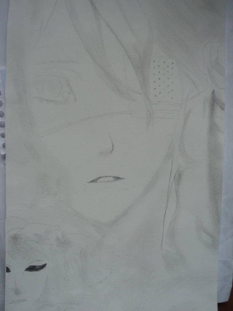 Mon dessin ! :P
