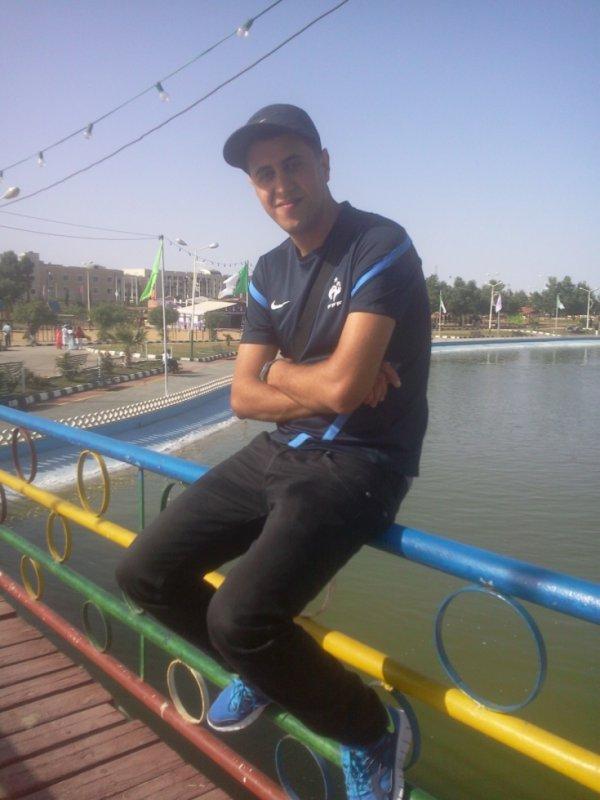 Moi à Tlemçen