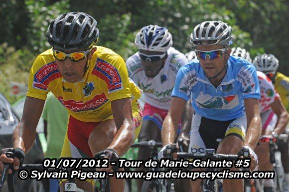Tour de Marie-Galante : Dumont remporte la 36ème édition