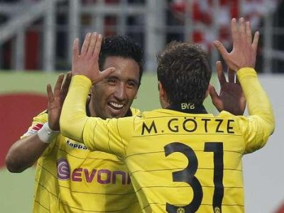 10. Spieltag: 1. FSV Mainz - Borussia Dortmund (0-2)