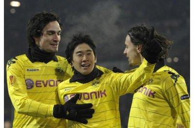 EuropaLeague 5. Spieltag: Borussia Dortmund - Karpaty Lwiw (3-0)
