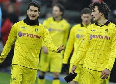Eintracht Frankfurt - Borussia Dortmund (1-0)