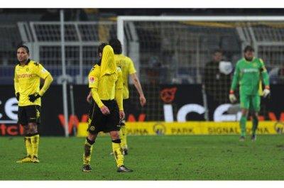 19.Spieltag: Borussia Dortmund - VfB Stuttgart (1-1)