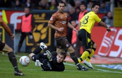 23. Spieltag: Borussia Dortmund - FC St.Pauli (2-0)