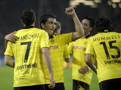 25. Spieltag: Borussia Dortmund - 1. FC Köln (1:0)