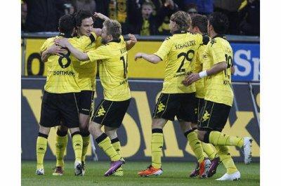 27. Spieltag: Borussia Dortmund - FSV Mainz 05 (1:1)