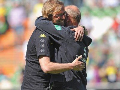 33. Spieltag: Werder Bremen - Borussia Dortmund (2-0)