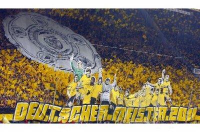 34. Spieltag: Borussia Dortmund - Eintracht Frankfurt (3-1)