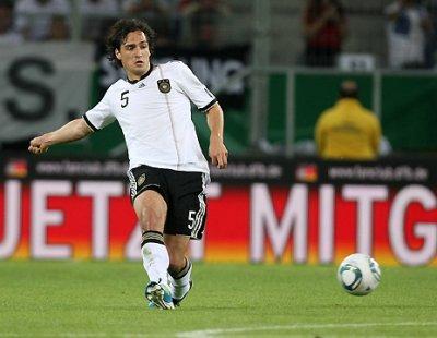 EM-Qualifikation: Österreich - Deutschland (1-2)