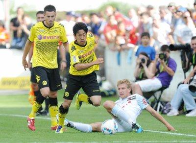Testspiel gegen Zürich (1-1)