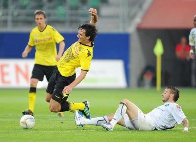 Testspiel gegen St. Gallen (6-1)