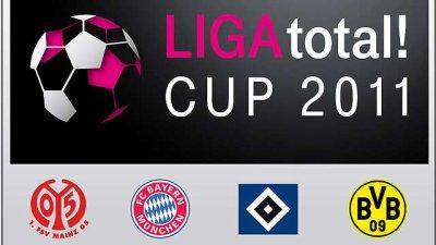 Liga Total Cup 2011: Mainz 05 - BVB (0-1)