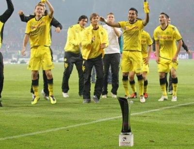 Liga Total Cup 2011: Borussia Dortmund - Hamburger SV (2-0)