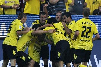 3. Spieltag: Borussia Dortmund - 1. FC Nürnberg (2-0)