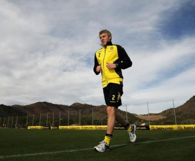 Trainingslager in Spanien