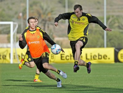 Trainingslager in Spanien