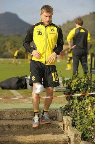 Trainingslager in Spanien - Testspiel gg. Elche