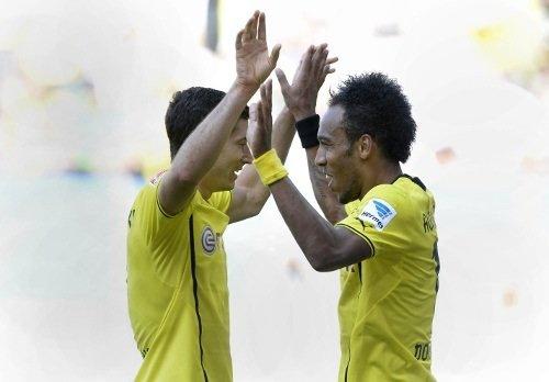 1. Spieltag: FC Augsburg - Borussia Dortmund (0-4)