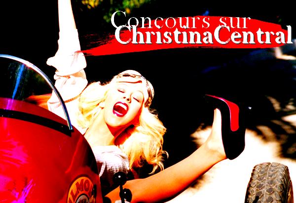 CONCOURS SUR CHRISTINACENTRAL !