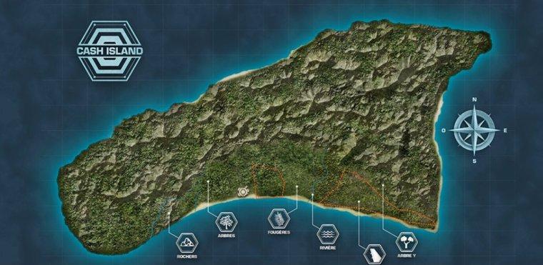 #DernièresMinutes : Cash Island votre nouvelle émission d'aventure bientot sur C8 !