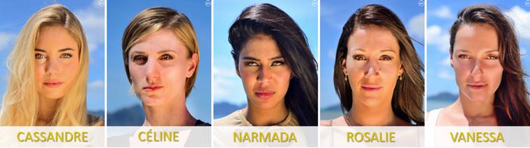 #DernièresMinutes : Les 10 candidats de #CashIsland