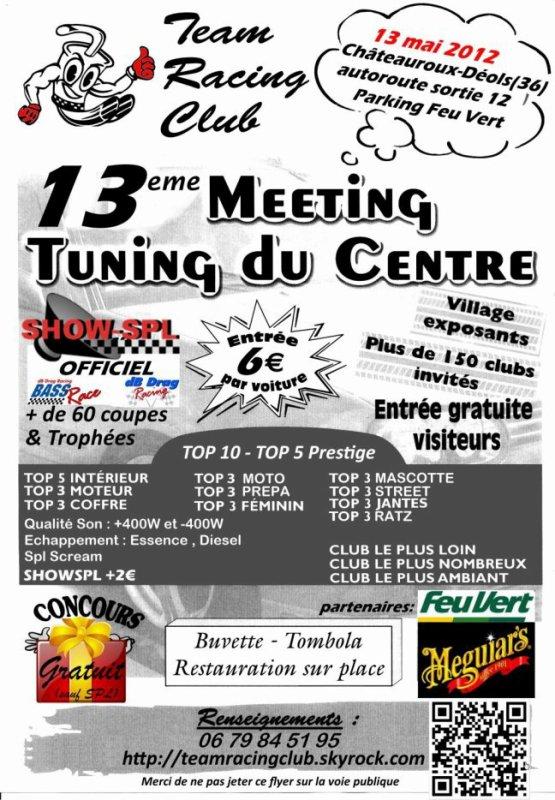 13ème meeting du TRC