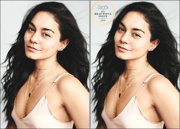 """"""" • Découvrez une photo de Nessa présent dans le « People Magazine » USA mai '19 ! -"""