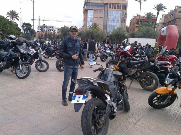 journeé moto 100%
