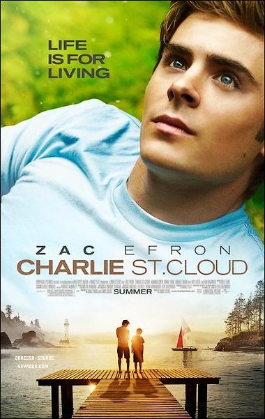 Cinéma:            LACHEZ VOS AVIS SUR LE MAGNIFIQUE FILM DE ZAC EFRON: CHARLIE ST CLOUD SUR CET ARTICLE !.