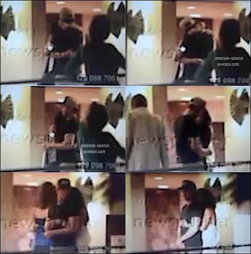 ZANESSA NEWS:            Newpusher était au bon endroit au bon moment, c'est le cas de le dire. Ils ont réussit à filmer le couple se faisant un baiser romantique puis un câlin après un dîner en amoureux à Waikiki, Hawaï. Malheureusement la vidéo n'est pas encore disponible !