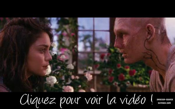 BEASTLY:            Voici un nouveau trailer du prochain film avec Vanessa.