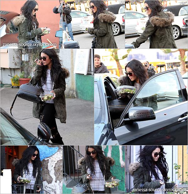 30/12/10:            Vanessa qui va faire du shopping dans melrose place avenue.