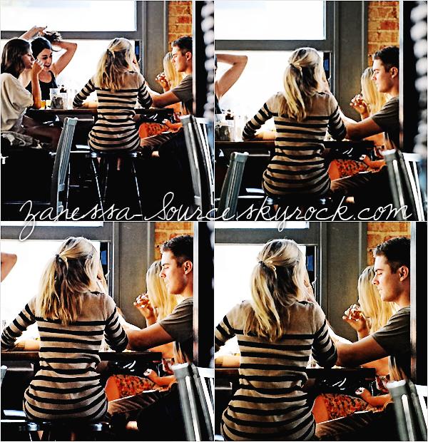 26/01/11:            Zac is back à LA, il a été vu dans un bar de melrose avenue en compagnie de 5 jeunes filles.