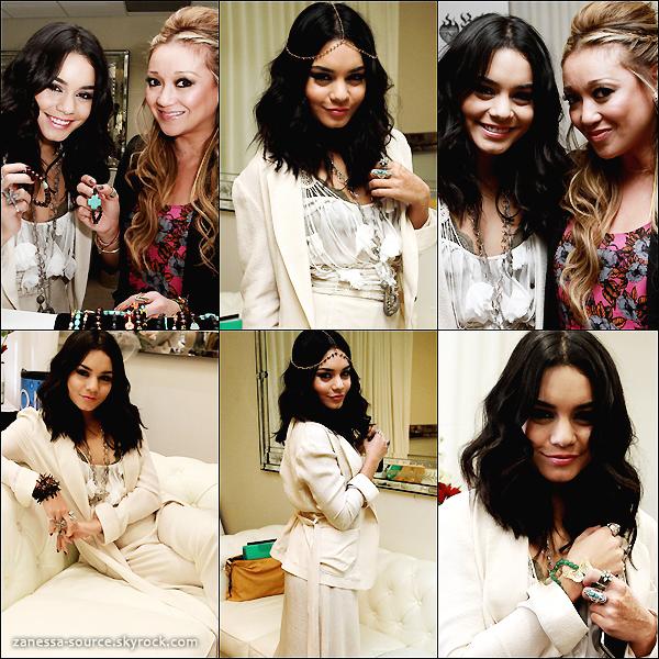 24/02/11:            Vanessa était à l'avant première de BEASTLY à Los Angeles  $)