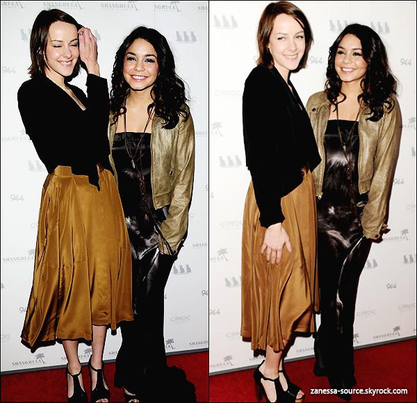 07/03/11:            Vanessa à la première de Girl walks into a bar à Los Angeles.